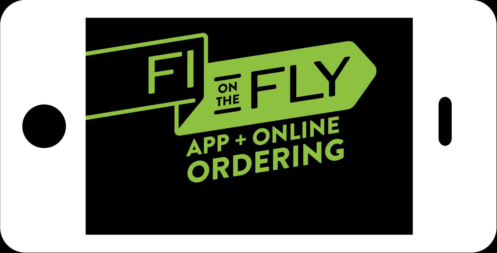 App + Online Ordering