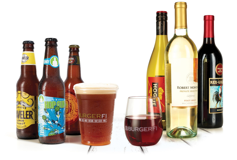 Craft Beer + Wine